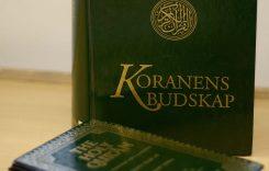Är rituell renhet (wudu) ett måste för att röra en översättning av Qur'anen?