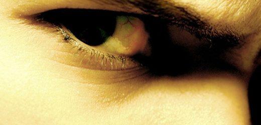 Konceptet av det onda ögat (nazar)