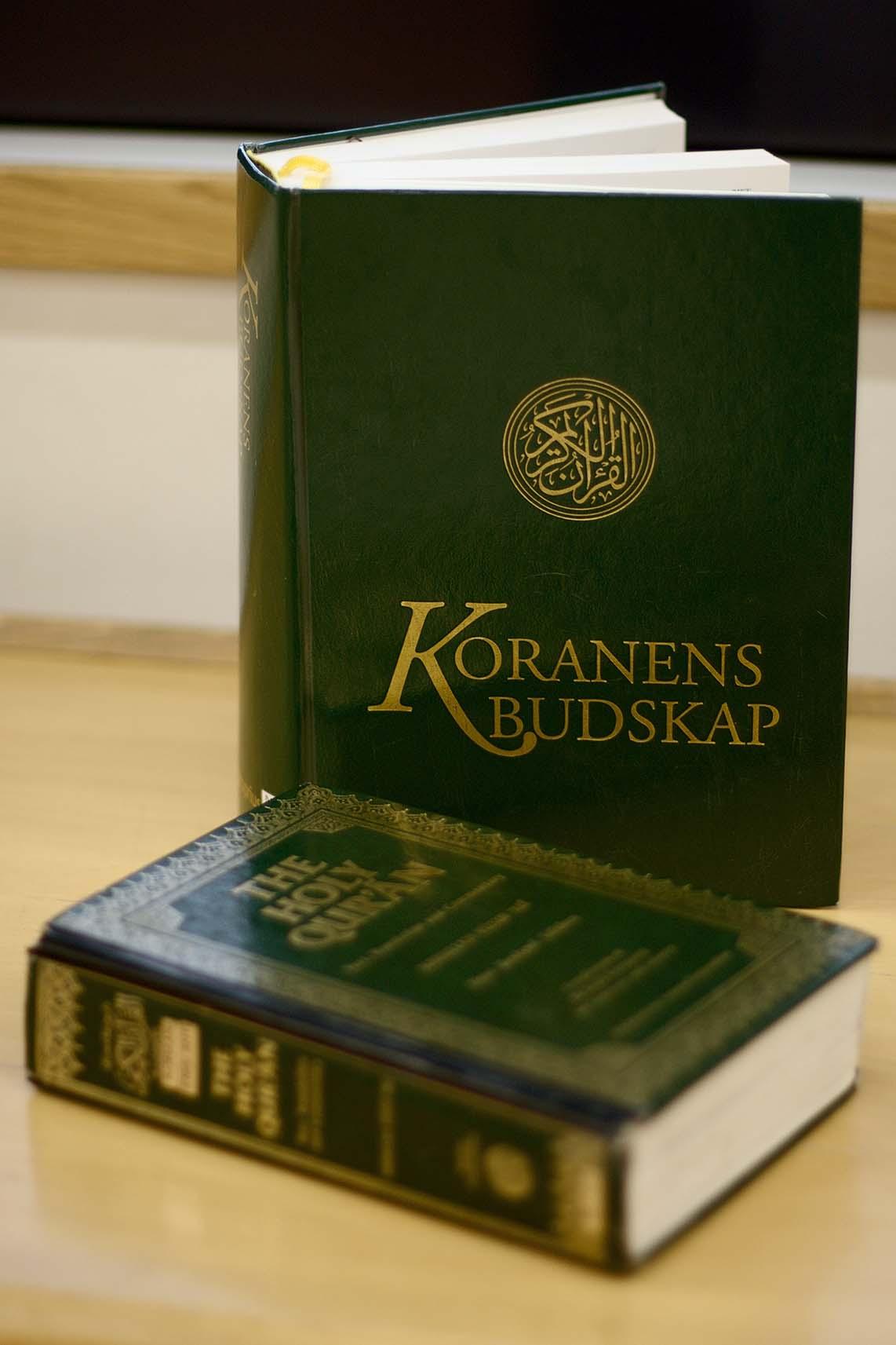 koranen oversattning